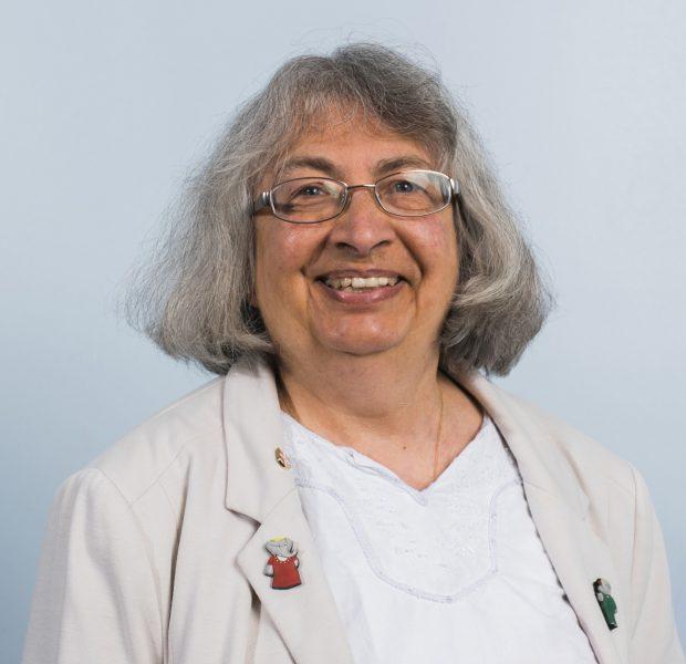 Cathy Slater, MA (Cantab),