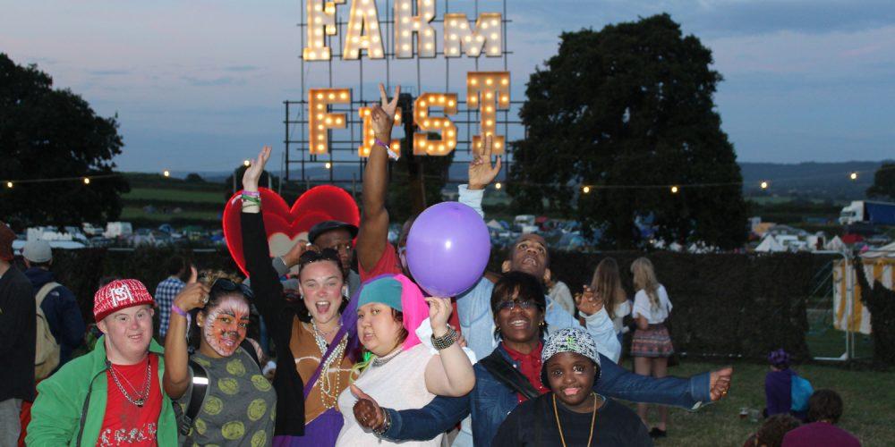 LDN members at Farmfest