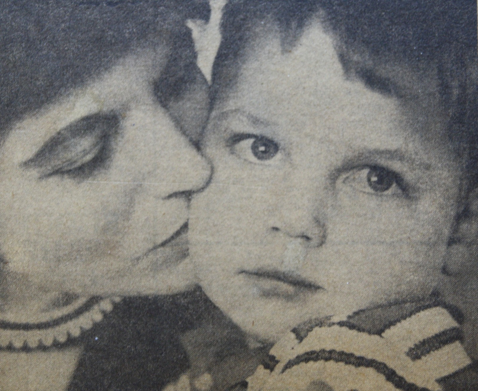 Steven Mullins and his Mother