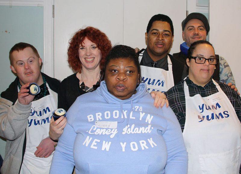 Yhum Yhums catering Team