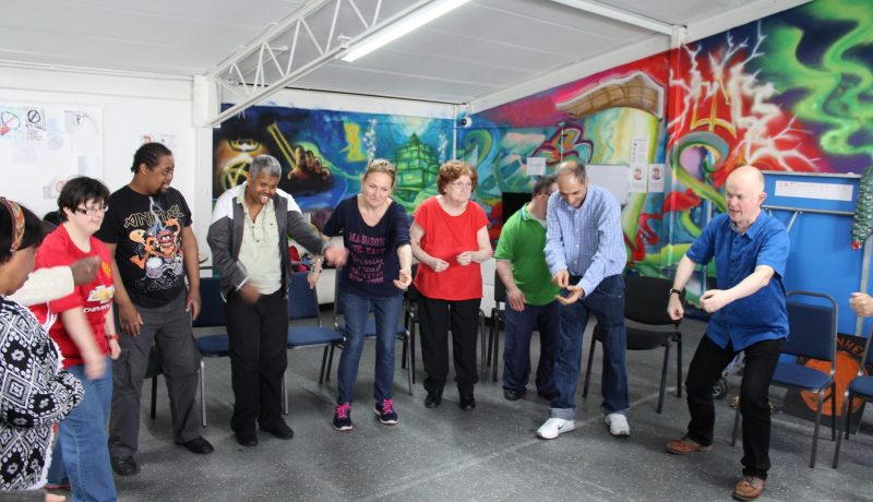 Drama Workshop at LDN Camden Drop-in